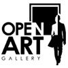 logo open art gallery